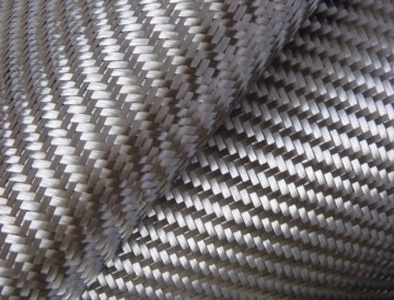 10 yds - 3K, 2x2 Twill Weave Carbon Fiber Fabric - 50